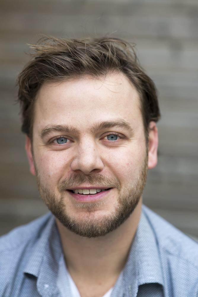 Osteopaat Erald Mattijssen